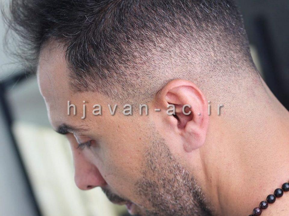 آموزش حرفهای Fade کردن مو یا سایه زنی