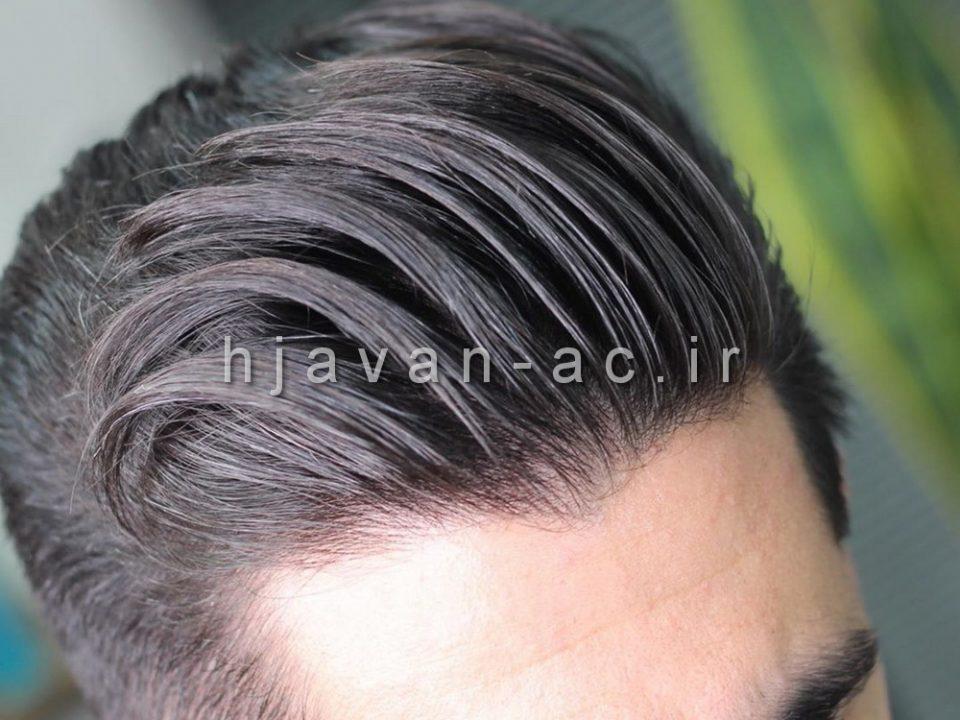 اصلاح موی سر مردانه