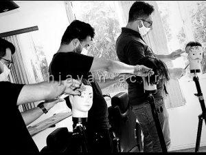 بهترین آموزشگاه آرایشگری مردانه در تهران