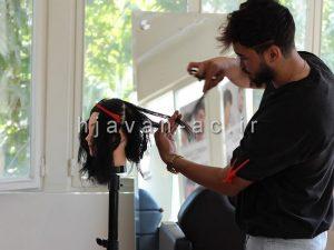 کلاس آموزش آرایشگری مردانه