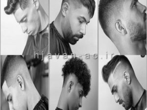 آموزش اکستنشن موی مردانه