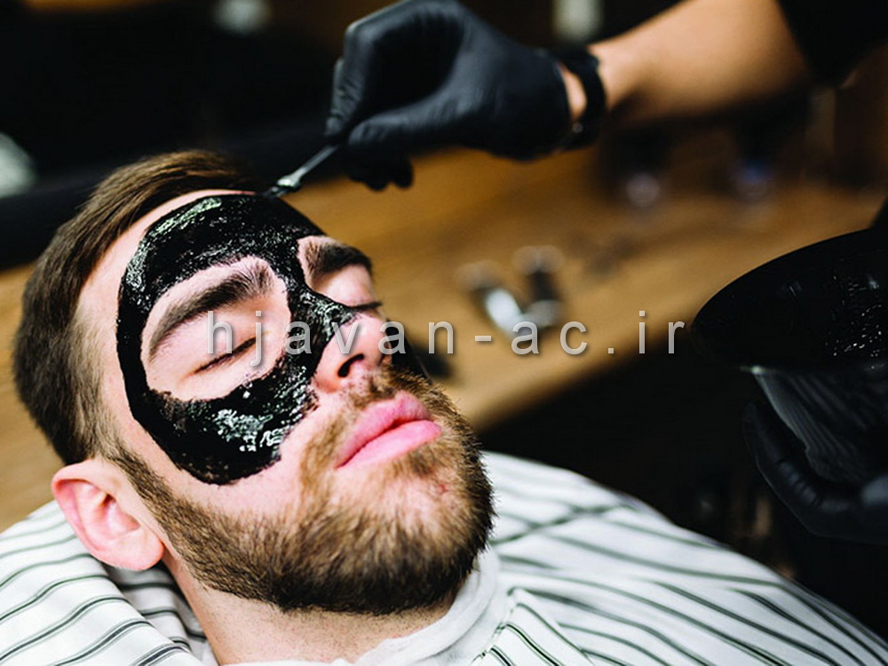 پاکسازی پوست صورت مردان