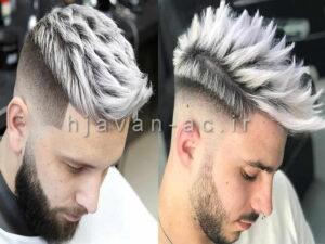 لایت موی کوتاه مردانه