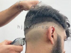 مراحل اصلاح موی سر