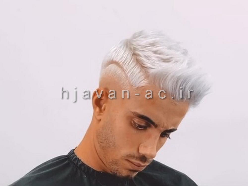 آموزش دکلره کامل موی مردانه
